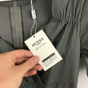 MUXXN Dresses - Muxxn structured dress